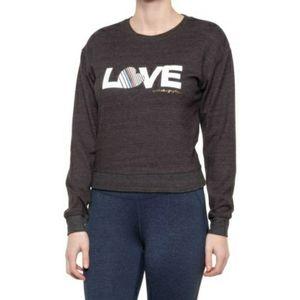 Spiritual Gangster Love Savasana Sweater